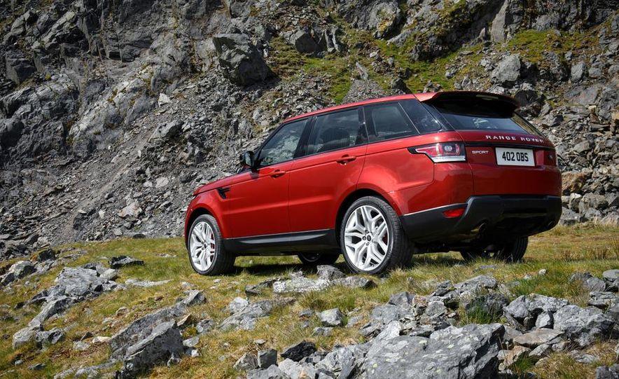 2014 Land Rover Range Rover Sport - Slide 71