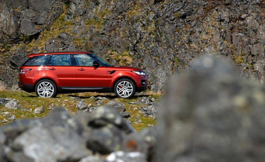 2014 Land Rover Range Rover Sport - Slide 72