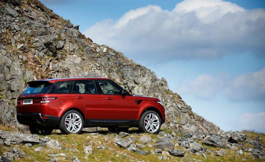 2014 Land Rover Range Rover Sport - Slide 73