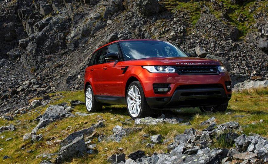 2014 Land Rover Range Rover Sport - Slide 74