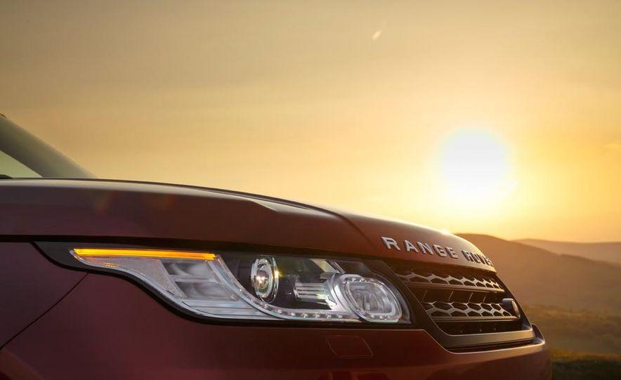 2014 Land Rover Range Rover Sport - Slide 75