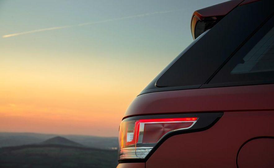 2014 Land Rover Range Rover Sport - Slide 76
