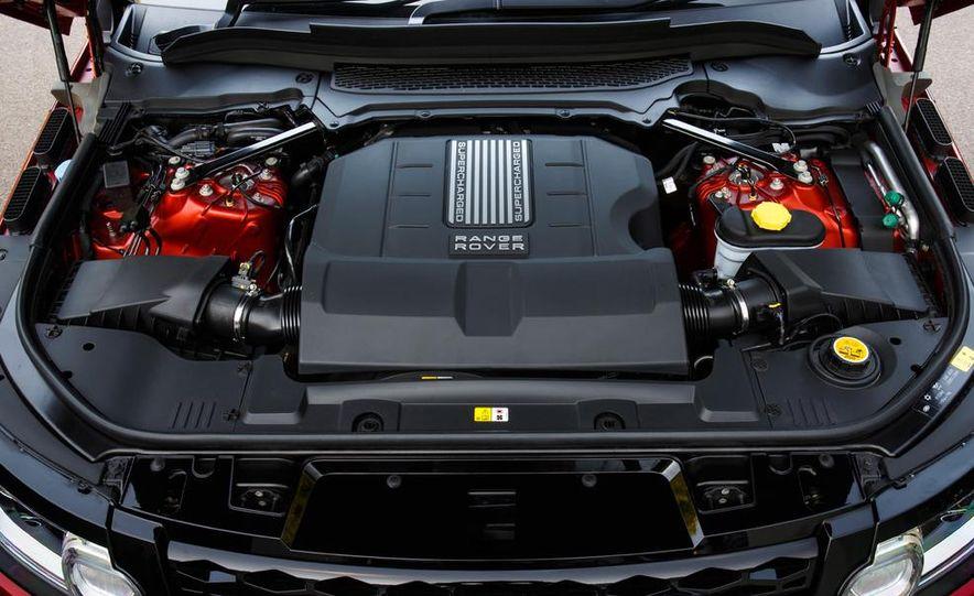 2014 Land Rover Range Rover Sport - Slide 92