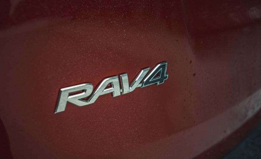 2013 Toyota RAV4 XLE AWD, 2014 Subaru Forester 2.5i Touring, and 2014 Mazda CX-5 Grand Touring AWD - Slide 48