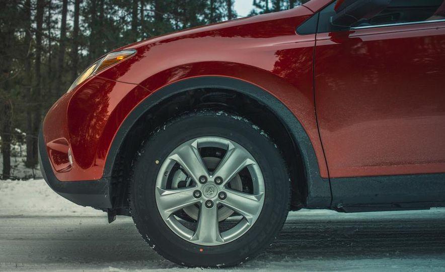 2013 Toyota RAV4 XLE AWD, 2014 Subaru Forester 2.5i Touring, and 2014 Mazda CX-5 Grand Touring AWD - Slide 46