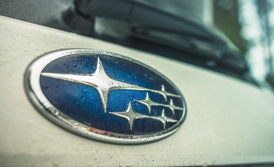 2013 Toyota RAV4 XLE AWD, 2014 Subaru Forester 2.5i Touring, and 2014 Mazda CX-5 Grand Touring AWD - Slide 29