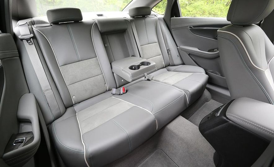 2014 Chevrolet Impala LT - Slide 18