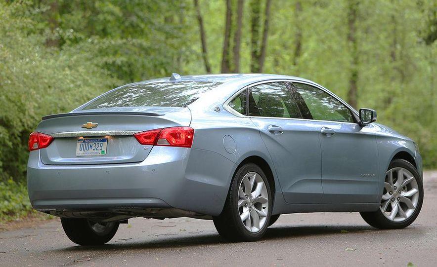2014 Chevrolet Impala LT - Slide 3