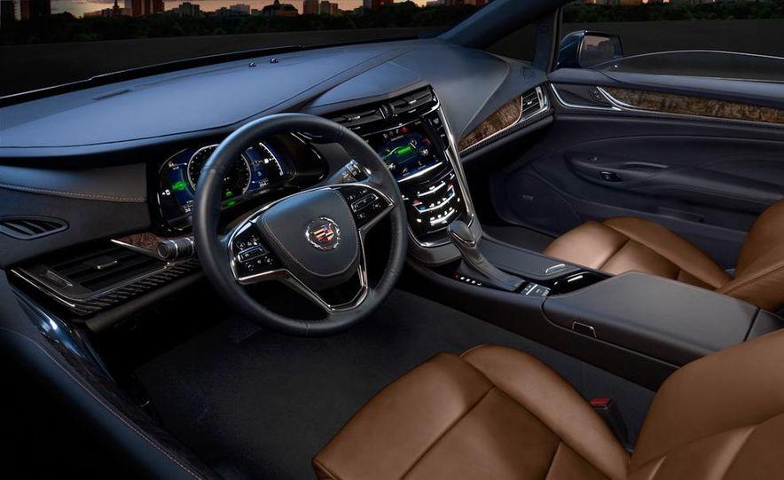 2014 Cadillac ELR - Slide 18