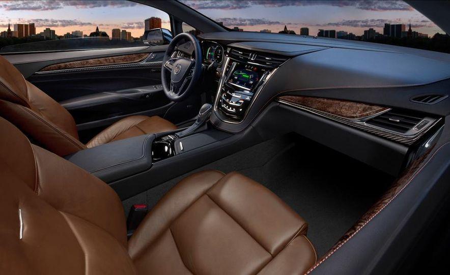 2014 Cadillac ELR - Slide 19