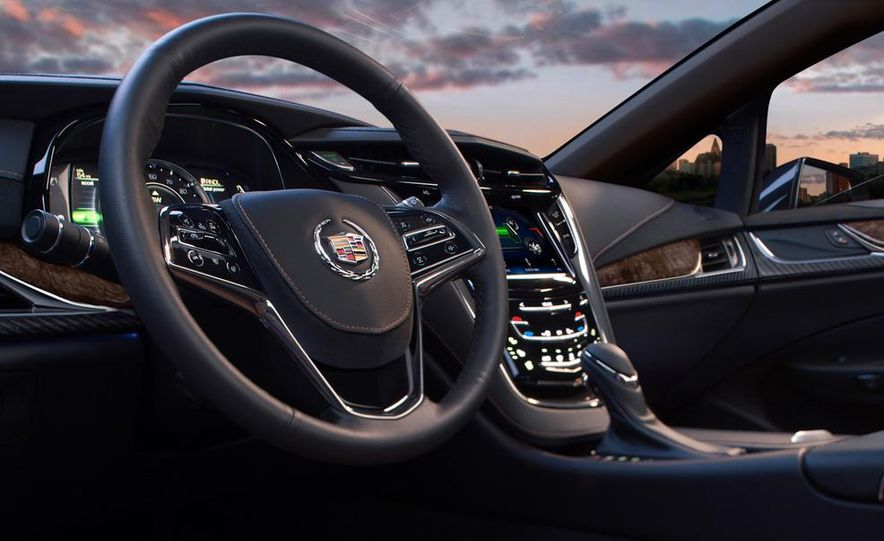 2014 Cadillac ELR - Slide 20
