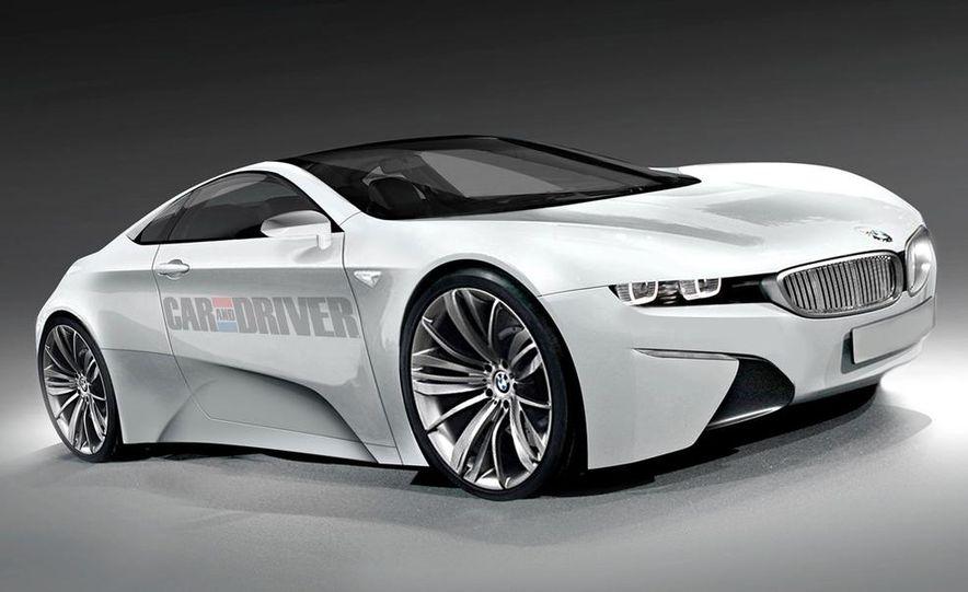 2016 BMW M8 (artist's rendering) - Slide 2