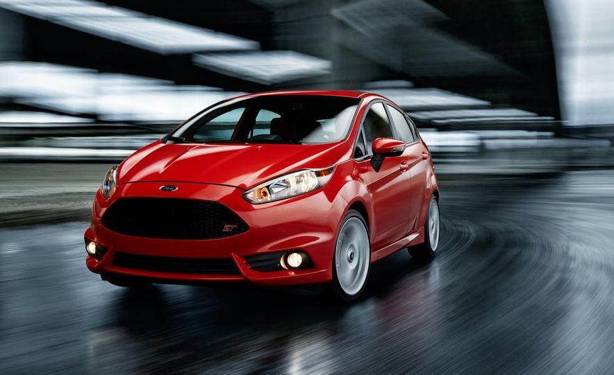 2014 Ford Fiesta ST - Slide 4