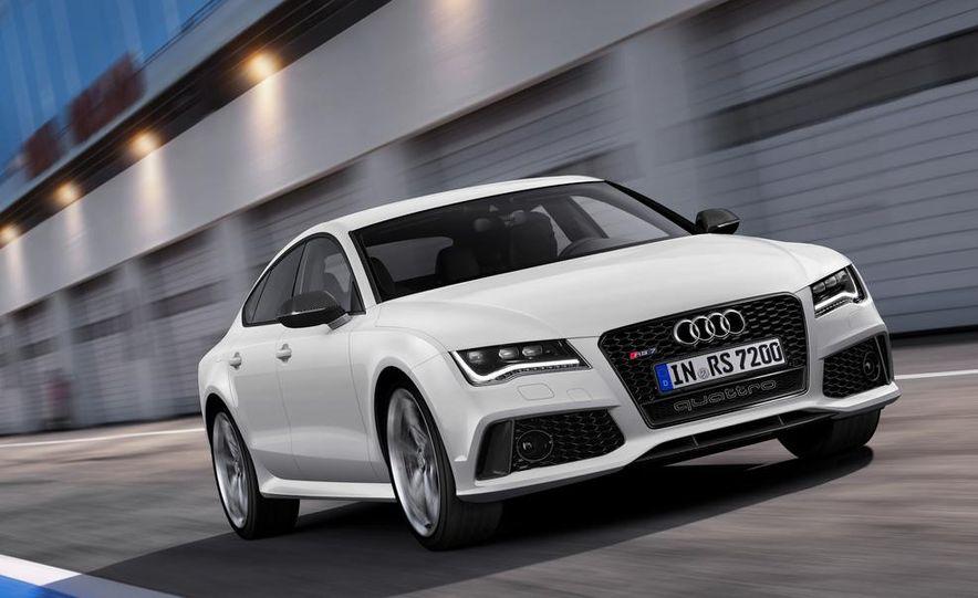 2014 Audi RS7 - Slide 1