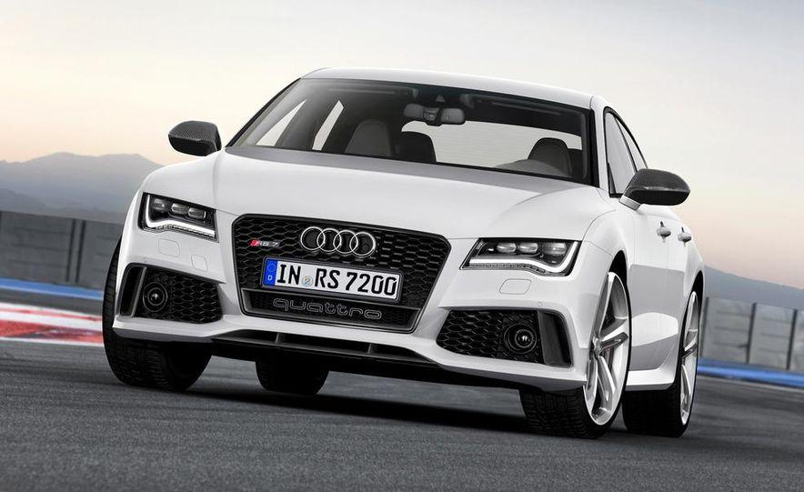 2014 Audi RS7 - Slide 3