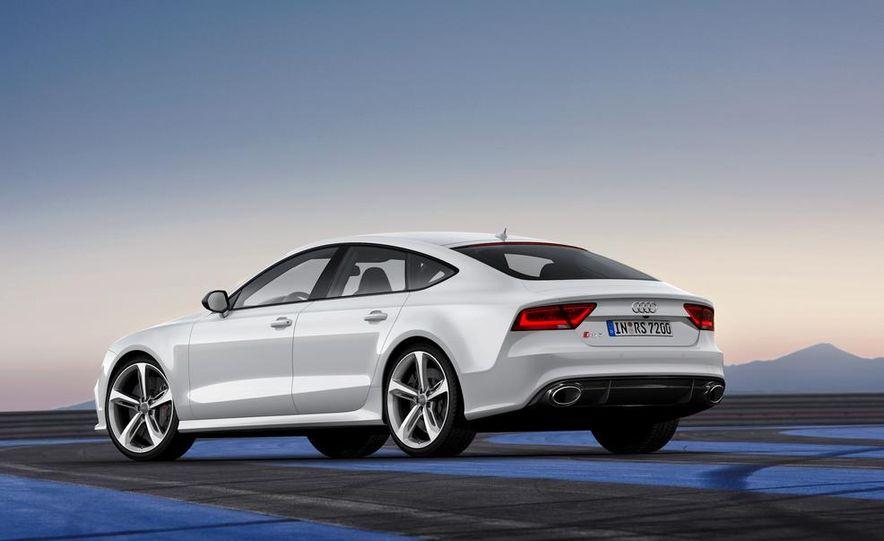 2014 Audi RS7 - Slide 5