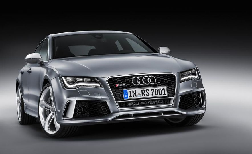 2014 Audi RS7 - Slide 6
