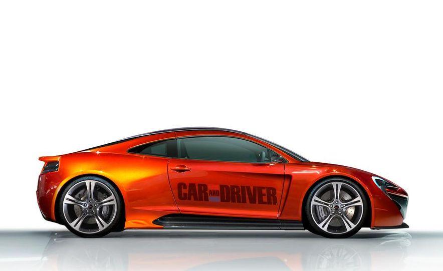McLaren P13 (artist's rendering) - Slide 1