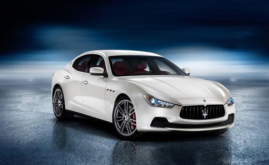 2014 Maserati Ghibli - Slide 1