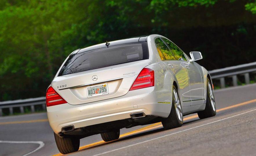 2015 Mercedes-Benz S-class cabriolet - Slide 20