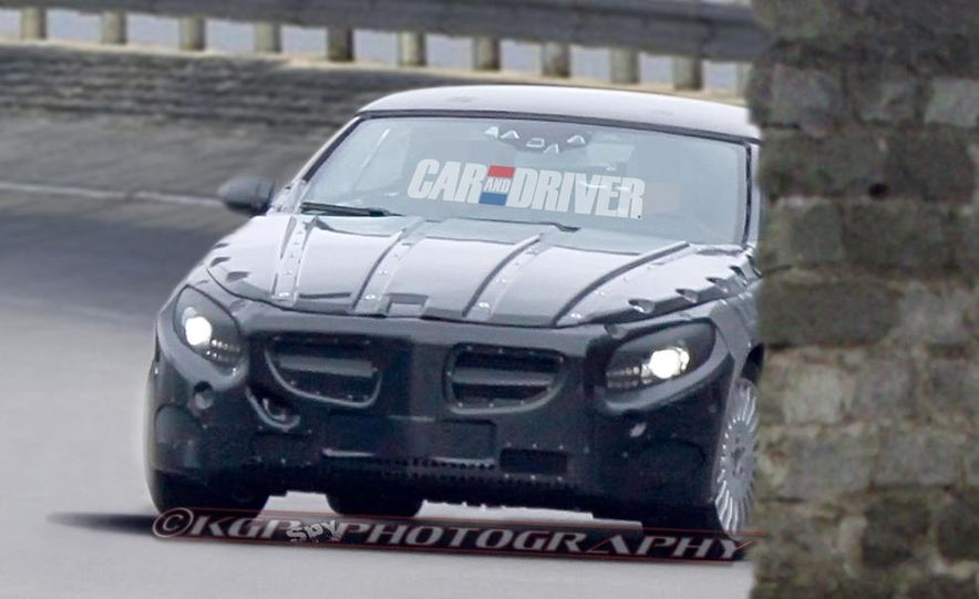 2015 Mercedes-Benz S-class cabriolet - Slide 4