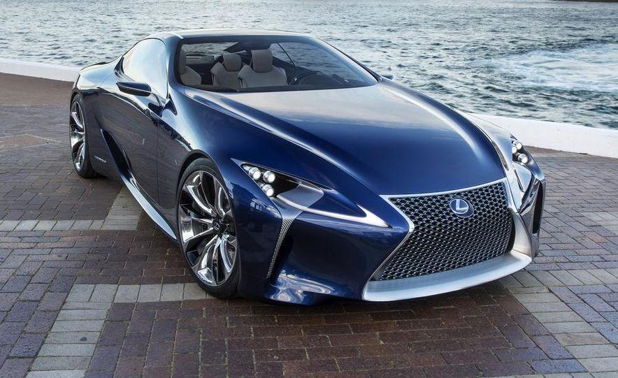 Lexus LF-LC Blue concept - Slide 3