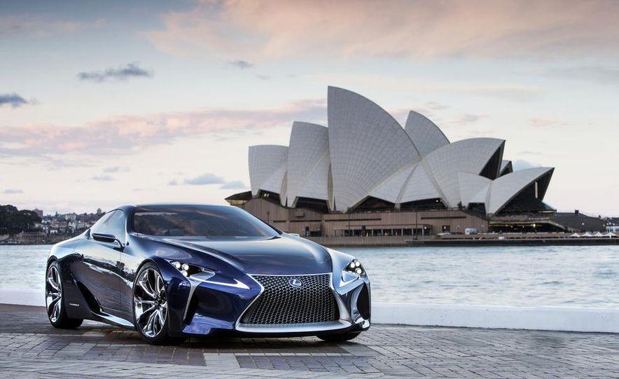 Lexus LF-LC Blue concept - Slide 5
