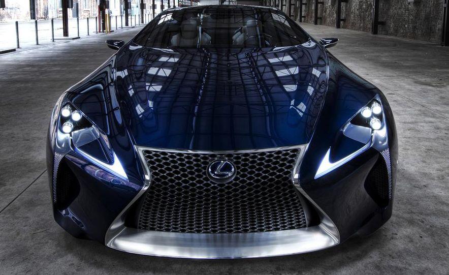 Lexus LF-LC Blue concept - Slide 8