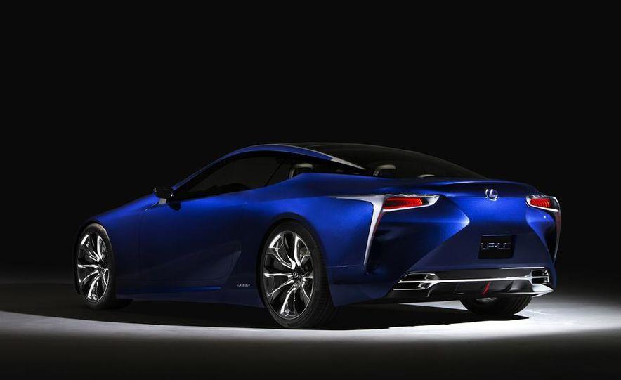 Lexus LF-LC Blue concept - Slide 15