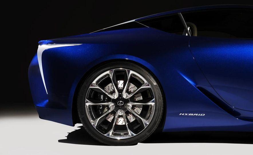 Lexus LF-LC Blue concept - Slide 19