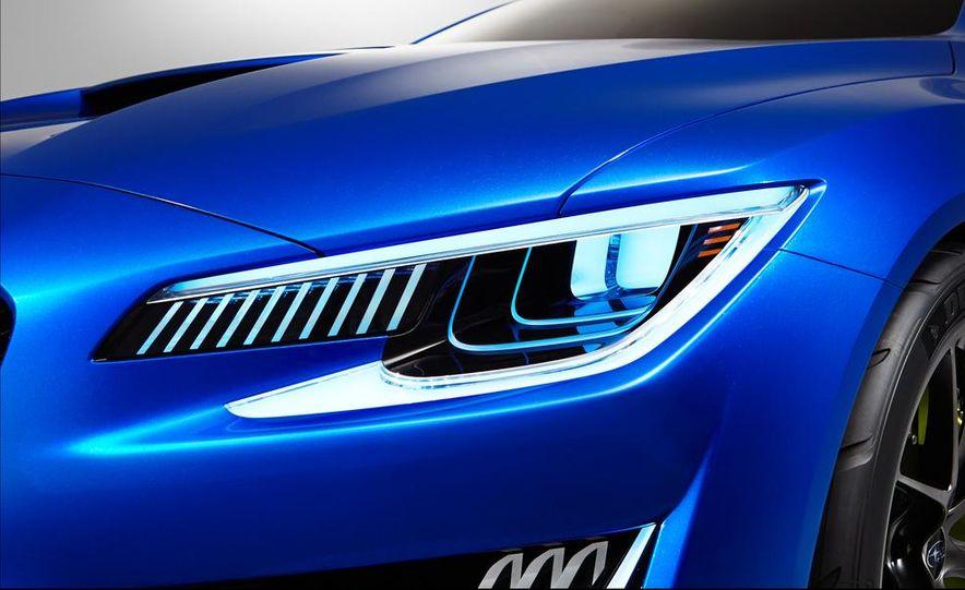2015 Subaru WRX (artist's rendering) - Slide 21