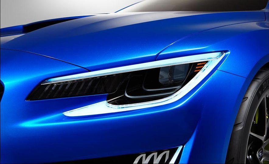 2015 Subaru WRX (artist's rendering) - Slide 22