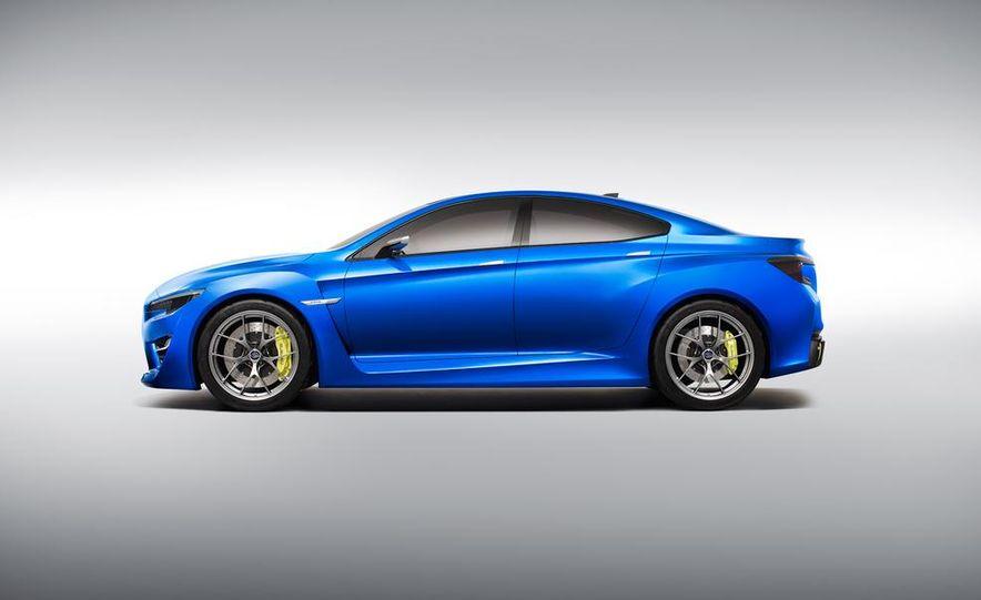2015 Subaru WRX (artist's rendering) - Slide 20