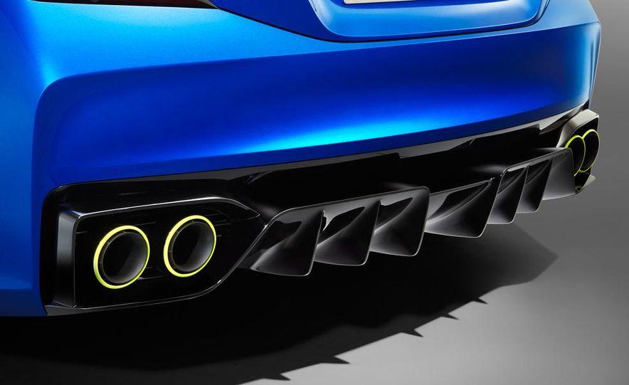 2015 Subaru WRX (artist's rendering) - Slide 33