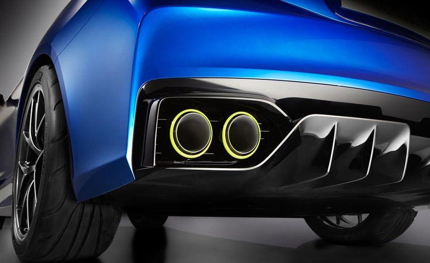 2015 Subaru WRX (artist's rendering) - Slide 34