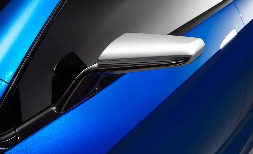 2015 Subaru WRX (artist's rendering) - Slide 28
