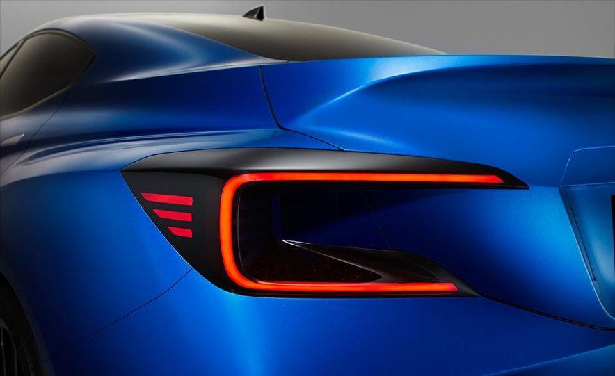 2015 Subaru WRX (artist's rendering) - Slide 30