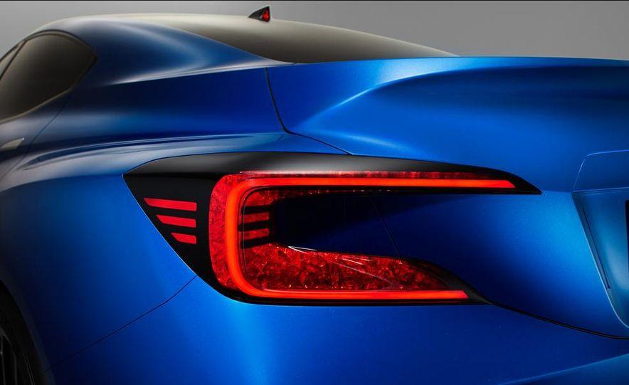 2015 Subaru WRX (artist's rendering) - Slide 31