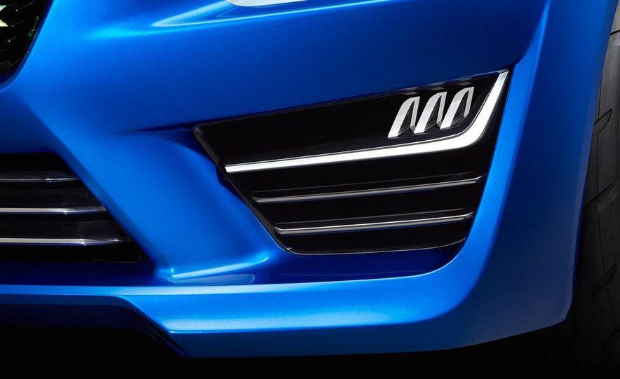2015 Subaru WRX (artist's rendering) - Slide 25