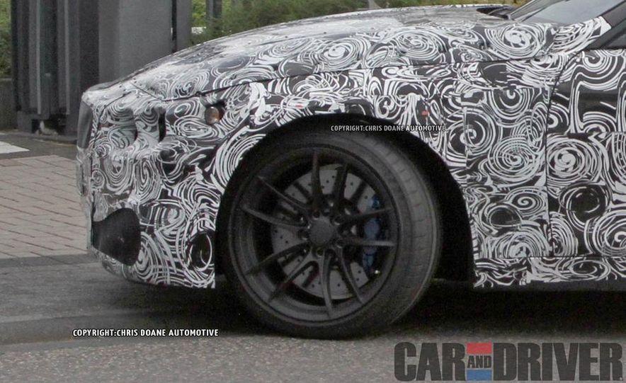 2014 BMW M4 (artist's rendering) - Slide 13