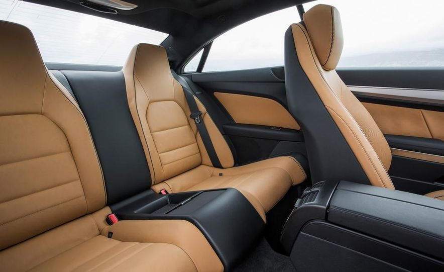 2014 Mercedes-Benz E500 coupe - Slide 21