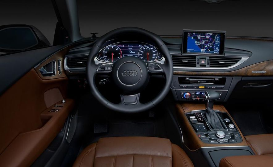 2016 Audi A5 (artist's rendering) - Slide 32