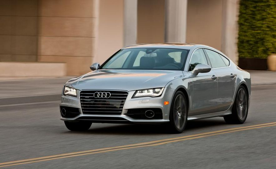 2016 Audi A5 (artist's rendering) - Slide 17