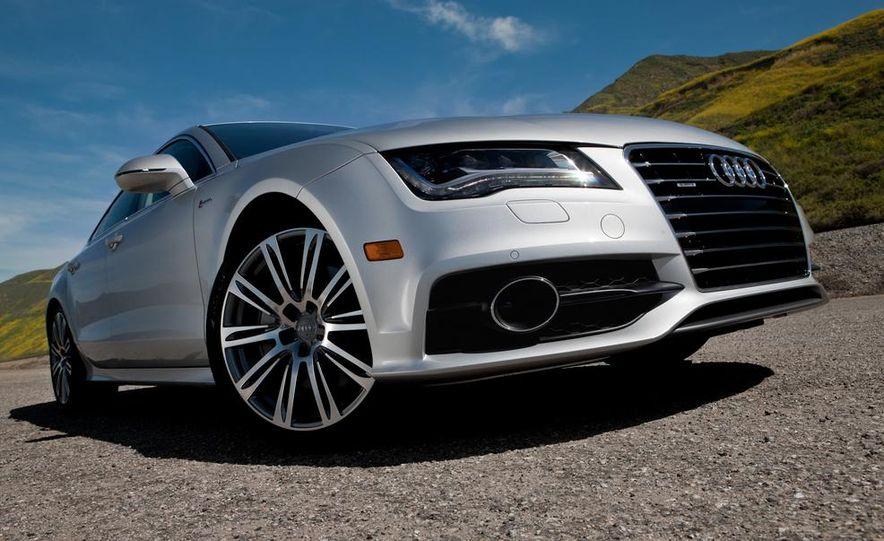 2016 Audi A5 (artist's rendering) - Slide 21
