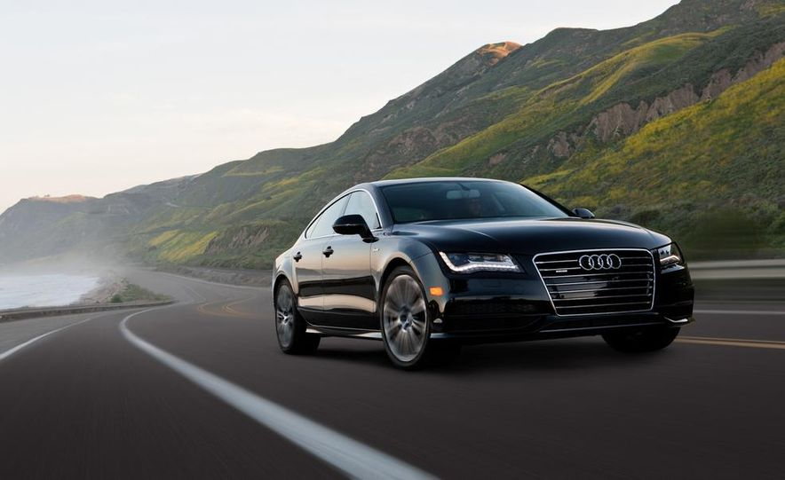 2016 Audi A5 (artist's rendering) - Slide 26