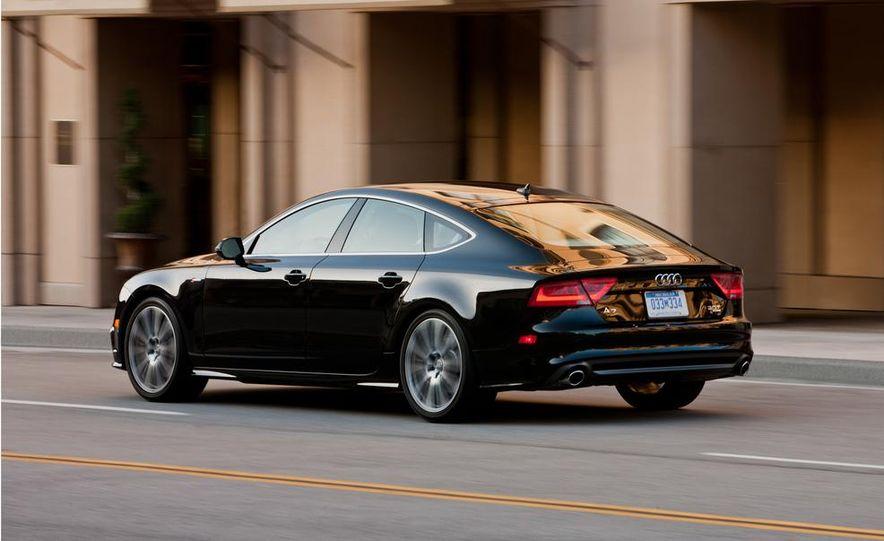 2016 Audi A5 (artist's rendering) - Slide 31