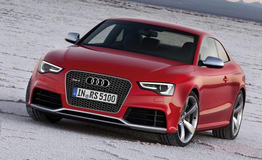 2016 Audi A5 (artist's rendering) - Slide 48