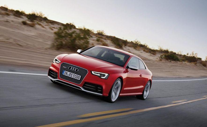 2016 Audi A5 (artist's rendering) - Slide 52