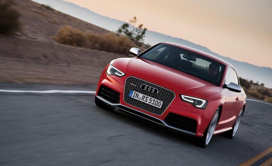2016 Audi A5 (artist's rendering) - Slide 55