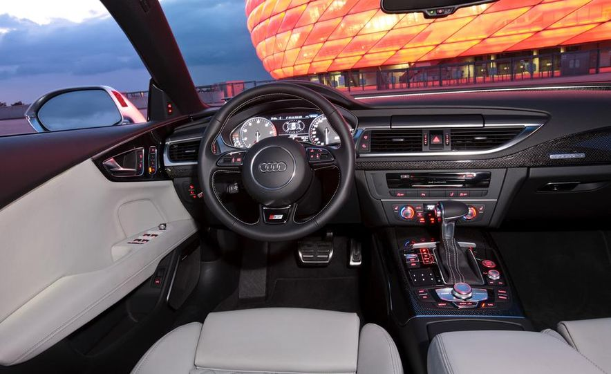 2016 Audi A5 (artist's rendering) - Slide 73